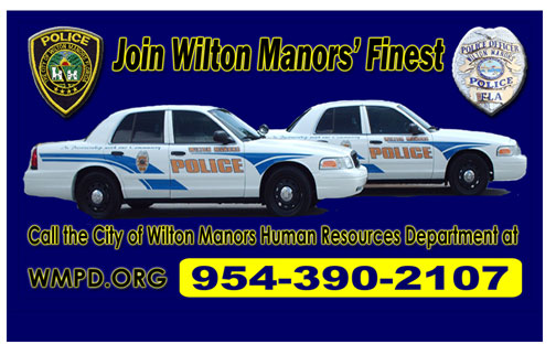 wilton manors police                     department